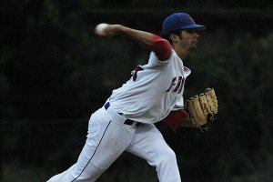 My buddy Andrew Germuth showing off his external rotation